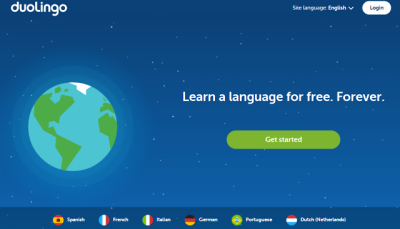 "pennameverity:  This is Duolingo, a language-learning website/app that deserves some serious recognition. It offers over 10 languages for English speakers, as well as courses for non-English speakers around the world, and they're in the process of adding more.  But wait, I don't want to do any more schoolwork! Not to worry little one, Duolingo is actually more like a game. You can compete with friends, and earn ""lingots"" (which are basically Duolingo money) to buy power-ups, extra activities, and bonus skills - like Flirting.  I'm already taking a language, what do I need this for?  It's not really a secret that most school language courses (in America, anyway) suck and only teach you to speak the language at about a third grader's level. Which is why Duolingo is so freaking awesome. Teachers can't give every student individualized attention, but Duolingo can. If you're not learning the way you want to or as much as you want to in the classroom, Duolingo is a really great resource. It's easy, tailored to you, and really effective.  Duolingo tracks your progress and reminds you when you haven't studied for a while or need a refresher on something. Already semi-fluent in a language? No problem, just take a shortcut to more advanced subjects or test out of the lesson.  The lessons start with the basics (he, she, hello, thank you, etc) and move up to harder stuff. Duolingo focuses on vocab"