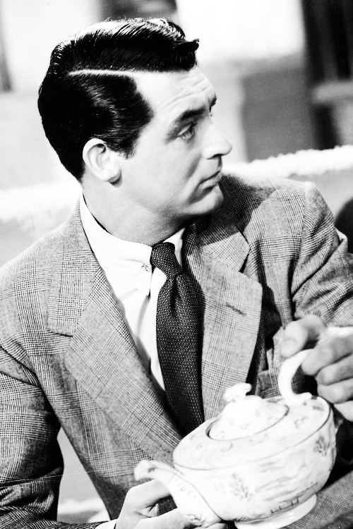 "msmildred:  Cary Grant in ""Suspicion"", 1941."