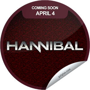 I just unlocked the Hannibal Coming Soon sticker on GetGlue                      10204 others have also unlocked the Hannibal Coming Soon sticker on GetGlue.com                  Detective Will Graham has a killer new parter! Tune in to the tasty series premiere of Hannibal on Thursday, April 4 at 10/9c on NBC.  Share this one proudly. It's from our friends at NBC.