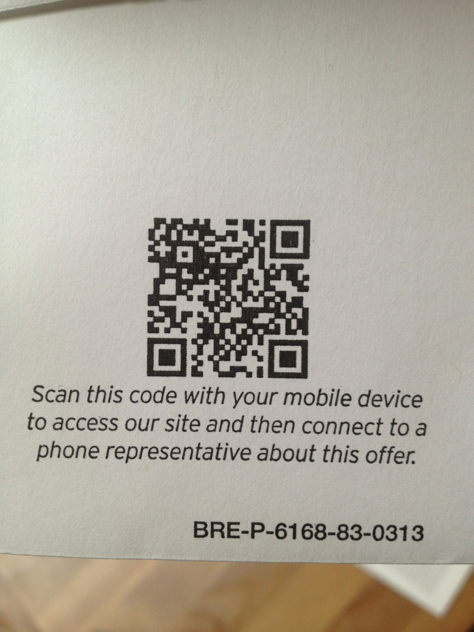 wtfqrcodes:  …and please lick a stamp while sending a fax, which will deploy a bike messenger who will then send a telegram with instructions to release the carrier pigeons…  lulz