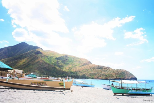 Pundaquit, Zambales The journey began here.  I will never forget and regret the day that I took this photo because 1. the place is so majestic, I actually thought that I could die there and be happy 2. I ate my words in 1 and prayed for Mother Nature not to eat me yet because I want to do more for her.