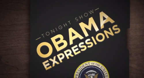 fallontonight:  Jimmy deciphers what is really being said behind Obama's famous expressions!