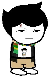 tokillamagpie:  Your name is FANDOMSTUCK FANDOM and things are suddenly getting OUTRAGEOUSLY META in here.