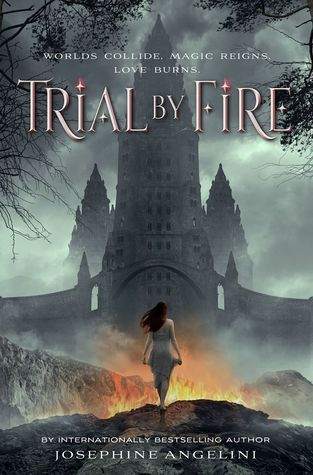 Trial By Fire (WorldWalker 1)- Josephine Angelini You may remember when I fell completely head over heels for Josephine Angelini's first series, Starcrossed, Dreamless and Goddess. I love those books more than I can possibly convey with words. There would need to be jumping and hand motions and squeeing in an octave only dogs can hear to explain how much I loved those books. SO unsurprisingly, Trial by Fire was my most anticipated book of BEA and it did not disappoint. The story follows a sick and hyper-allergic girl, Lily, as she gets thrown into a foreign world that is a mirror of her own, one where magic rules instead of science, where she's not sickly but an extremely powerful witch, and where class differences are about to bring about a civil war. I found Angelini's mythology and world building as wonderful as ever—-the intersection of magic and science is beautifully done and delightfully conceived for this science nerd. I loved Lily, who despite her fragile body has a warrior's heart. And shall we discuss Rowan? Cause that boy is a perfect fit for Lily, matching her heart with his strength. But then again, Angelini excels at creating perfectly matched characters doesn't she? What impresses me more, however, is how well developed her secondary cast of characters are, each of them as riveting as the main ones: Tristan, Caleb, Gideon, Juliet and Carrick all have really interesting story lines worthy of their own books. I for one can't wait for more world walking, especially with the ending we get in Trial By Fire! I can already tell I'm going to reread this book when I'm in the mood for something a little witchy—-so the fall pub date is perfect; I'll certainly want a little magic to get ready for Halloween. love burns. worlds collide. magic reigns. Overall: A+ Trial By Fire is due out from Feiwel and Friends in September. Pre-order your copy here.  ARC provided gratis by Macmillan Publishers at BEA.