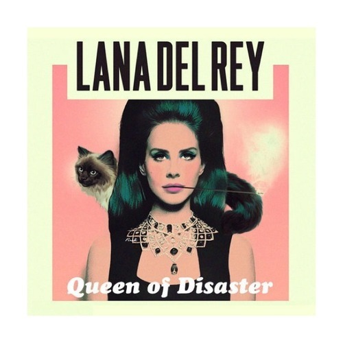 "wetheurban:  #MUSIC: Lana Del Rey | Queen of Disaster A new song from everyone's favorite Indie songstress, Lana Del Rey, leaked online this week (surprise surprise)! Titled ""Queen of Disaster"", the track was recorded in 2011 and written by Del Rey in collaboration with Chris Braide (co-writer of ""Million Dollar Man""). Check it out after the jump:"