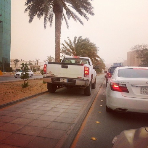 Driving in Saudi Arabia @¡@