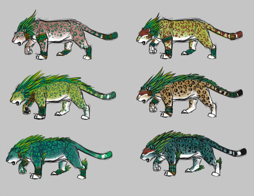 bethkernerthesis:  jaguar concepts