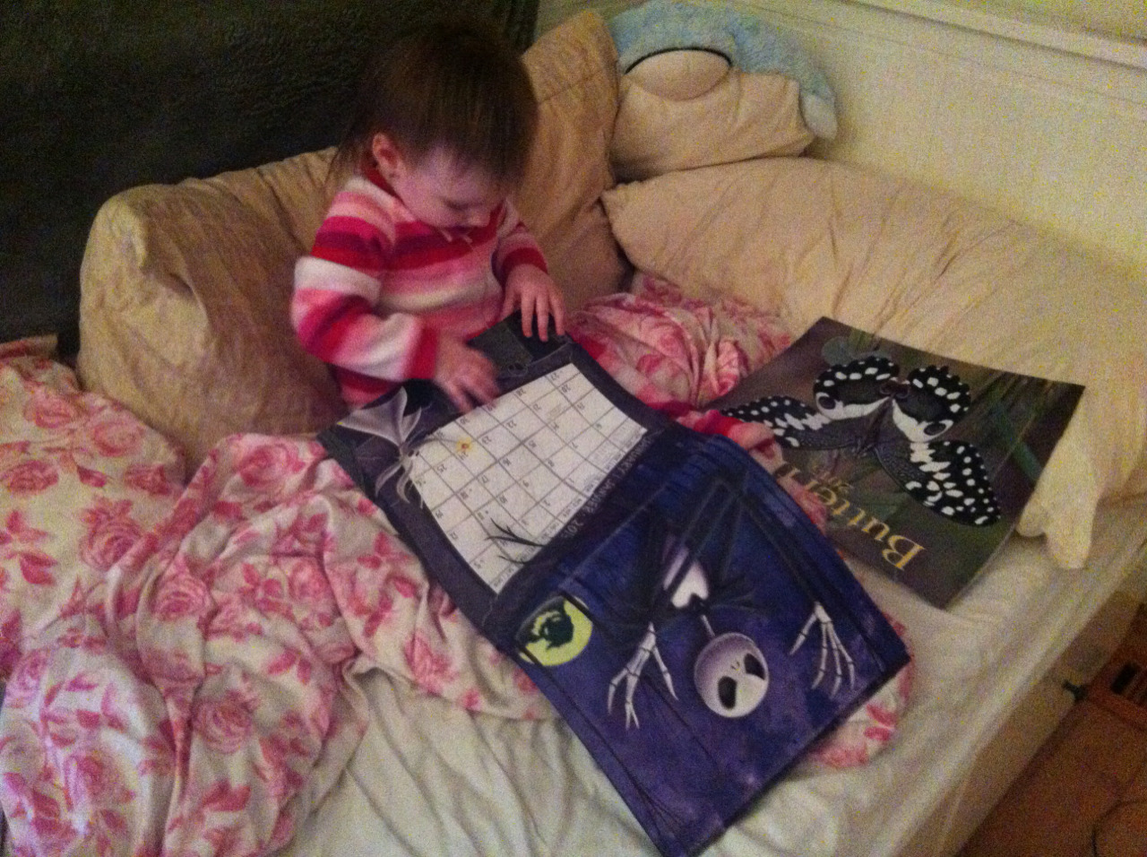 she loves my calendar