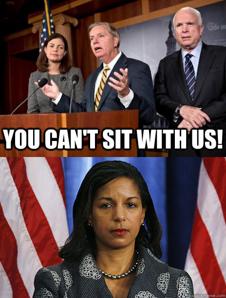 Susan Rice drops Secretary of State run.