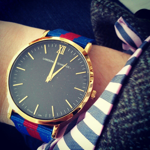 thebrokendish:  Officially in love. A timeless timepiece.  And for my next next watch