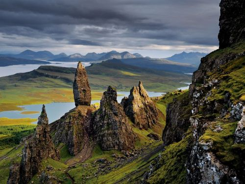 incredible-posts:  Scotland  want more pics?
