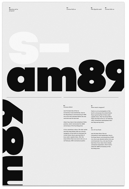 S—am89 Poster on Flickr.