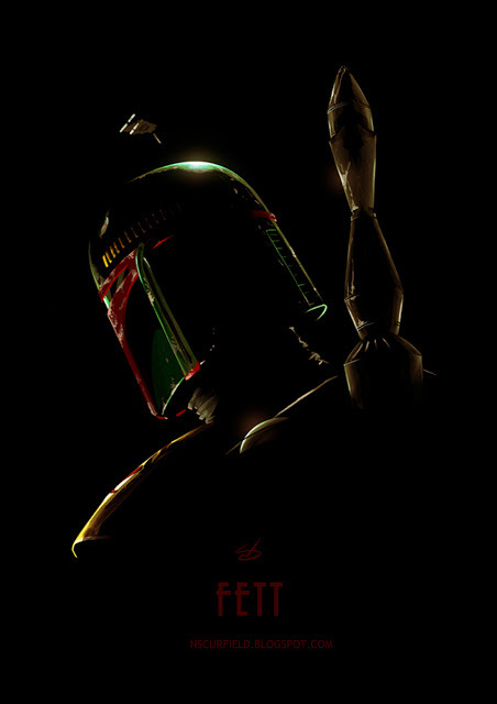 Boba Fett by nscurfield.com