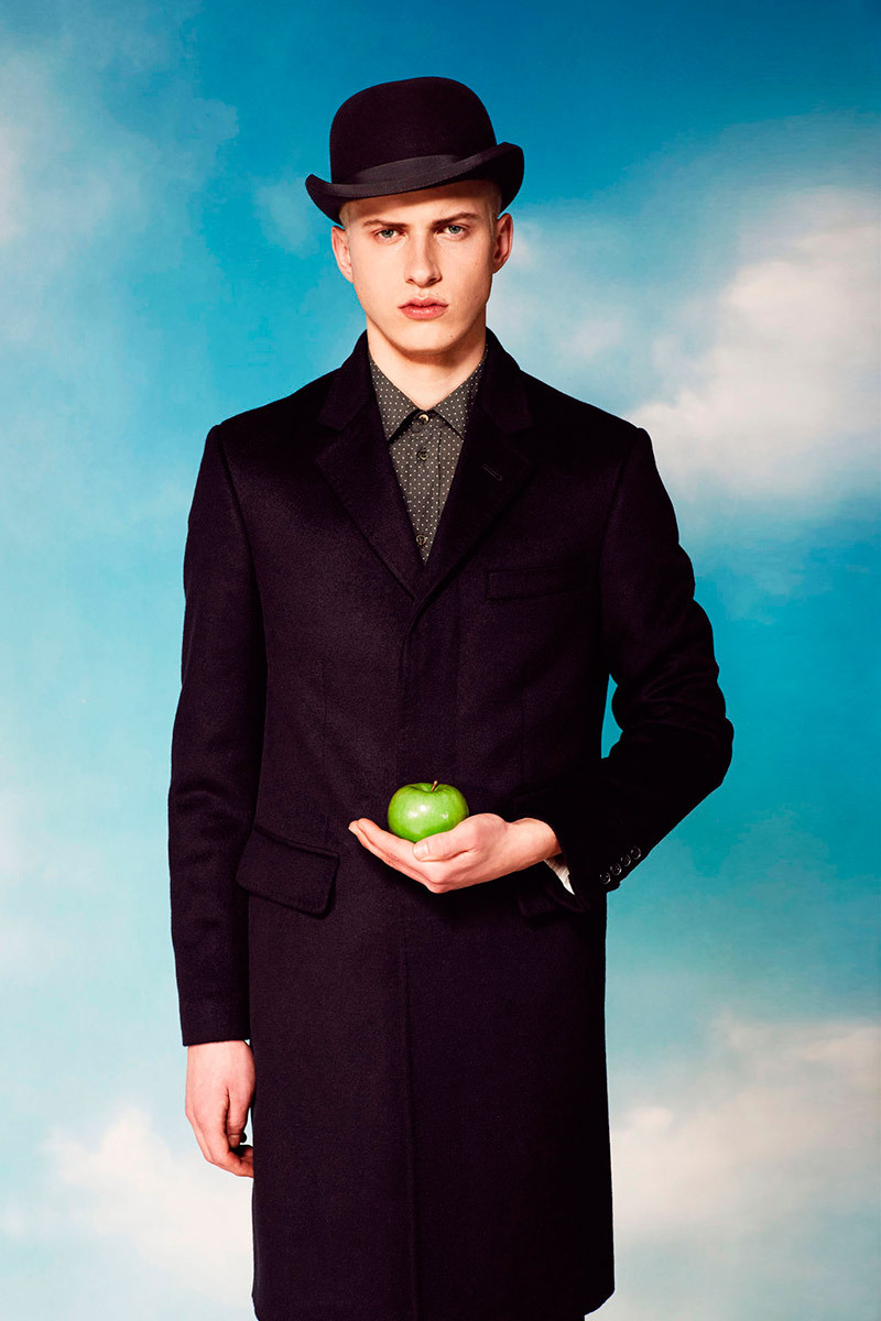 lemaribaju:  Paul & Joe Fall/Winter 2013 21 ene / Collection, Fall/Winter / by Adriano B.