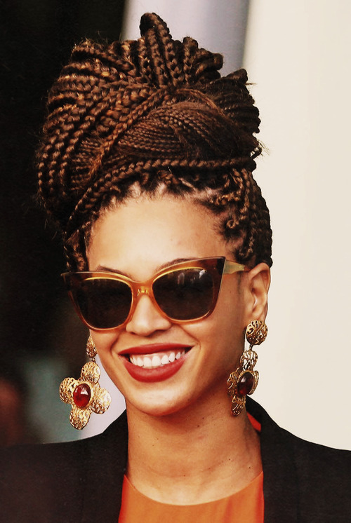 Queen B!!!CUBA! She is gorgeous!!!