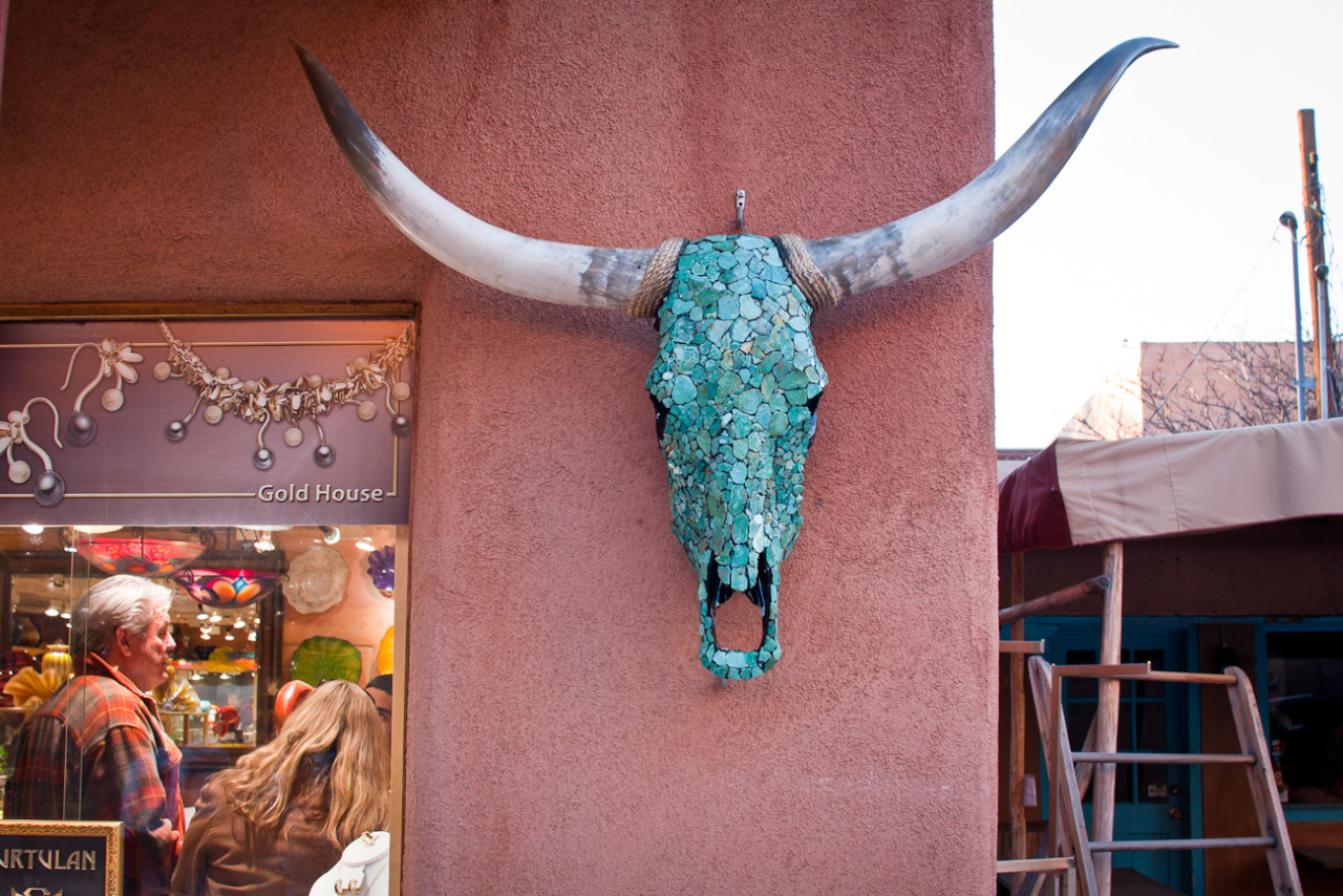 one of my favorite places ever - santa fe, new mexico. february 2013.
