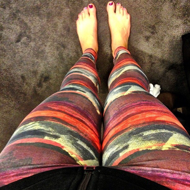 tired on these Unit-Y Print #Leggings #tights #tiedyed #instafashion #style #fashion #activewear #igers
