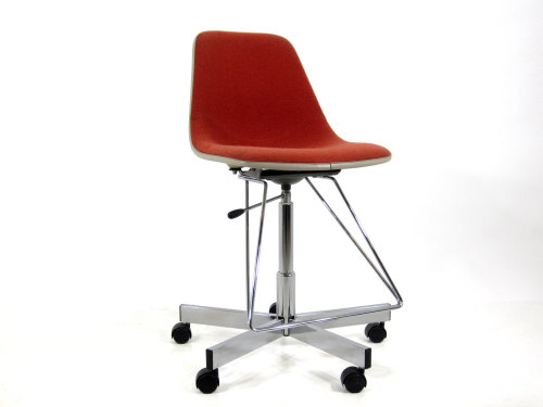 Vintage Drafting Chair in the Style of Eames