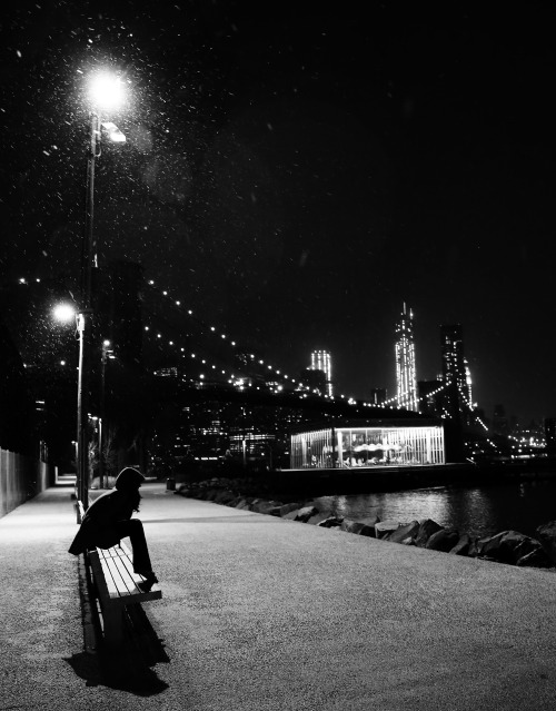 Brooklyn quiet - Dumbo, Brooklyn, NYC, February 2013