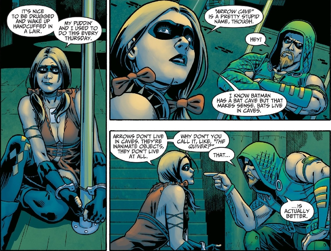 viinasu:  Harley Quinn gives me so much life
