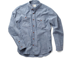 What We Love: Craftsman Woven Shirts from Almond