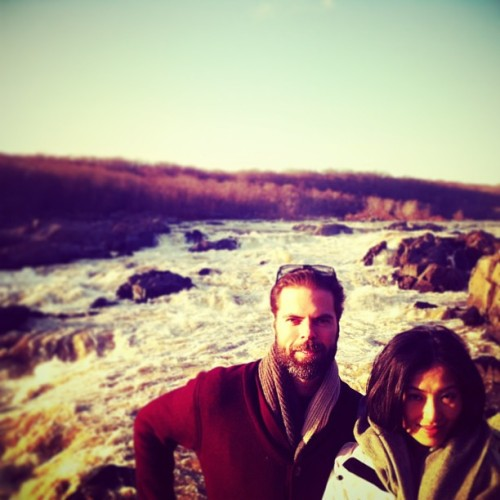 Peter and Jennifer. Potomac, MD. December 29, 2012 at 01:50PM