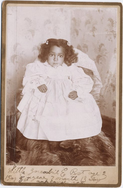 Too Cute | Black Victorians | 1880 Credit: Randolph Linsly Simpson African-American Collection. Yale Collection of American Literature, Beinecke Rare Book and Manuscript Library. Black History Album, The Way We WereFollow us on TUMBLR  PINTEREST  FACEBOOK  TWITTER