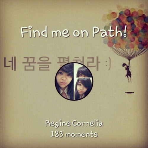 find me on #path ~