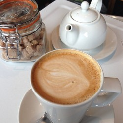 Wake up call..  (at Pimlico Fresh)