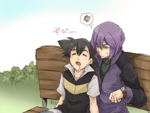 trainer-kirika:  How long until Shinji wakes him up.