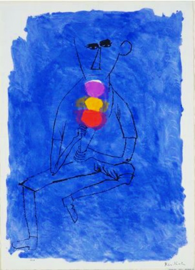 Triple Dip; 1952 Artist; Ben Shahn