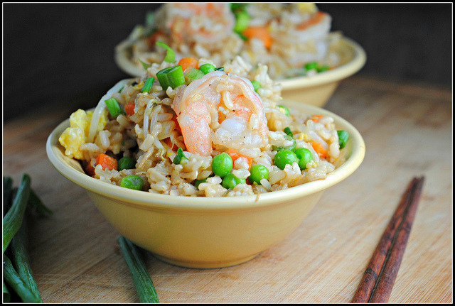 (via Shrimp Fried Rice)