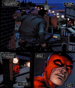 Daredevil vs. Punisher: Means and Ends #1 by David Lapham