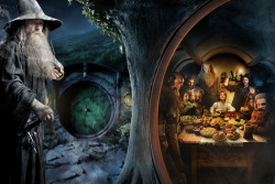 Review The Hobbit: An Unexpected Journey  Does the movie honour the book? By Christopher Dean I have read The Hobbit over fifty times. Don't expect an unbiased review.I had tears in my eyes when the first few line of the book was read aloud. Perhaps that is some indication of how much this book means to me. And I can say beyond a shadow of a doubt that I don't want to hurt Peter Jackson in any way. He pulled off a miracle. He has been caught between the studios 'need' to make three movies and his real love for the story. He managed to fill the time with every character every footnote that I have wondered about instead of just dragging us through overused graphics unlike another well-known director.  Every moment was worthwhile even if I think that some scenes should have been left for the DVD release. He got the dwarves just right. They are people not just comic relief. But the elves remain as undeveloped as they were in The Lord of the Rings despite there actually being material for him to work with. He has chosen to skip most of it in favour of bringing a minor character from later in the books to the foreground as some sort of menace for Thoren to bash around. In short we have a well-paced action packed movie that lacks some of the joviality of The Hobbit but brings in much of the history of the world that fans crave to see. The serious scenes are somewhat over done given the tone of them in the novel.I'm glad it was made. Glad I saw it. Sure I'll see it many more time, buy the box-set with director's commentary and make my friends suffer through it.  I give the book a 5/5 but the movie a commendable 3.5/5 From Writers Write