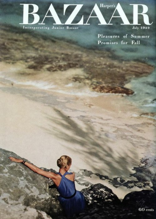 Harper's Bazaar, July 1949