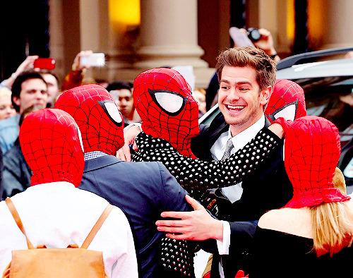 The Amazing Spider-Man 2-ის ლონდონური ფოტოქოლი და პრემიერა