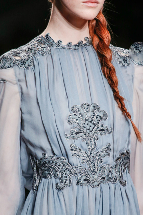 girlannachronism:  Valentino fall 2013 rtw details