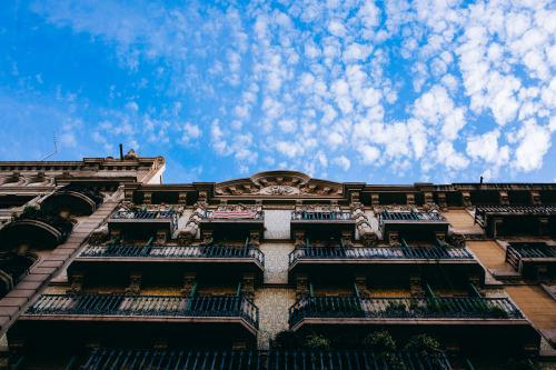 allstreets:Carrer del Consell de Cent - Barcelona, Spain