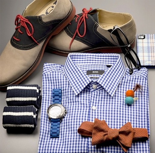 thevarsitylife:  Be prepared to Dress to Impress