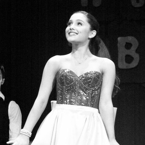 Remember when I saw Ariana Grande live? Yeah, me too. @badproblem #tbt
