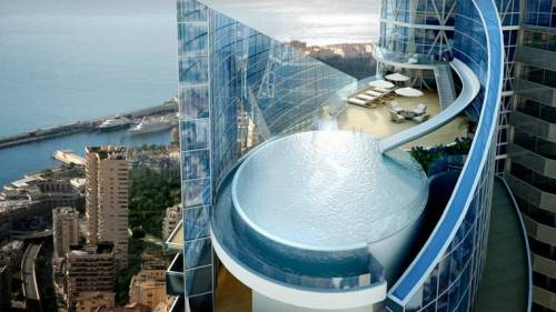 billidollarbaby:  The World's Most Expensive Penthouse A multi-storey penthouse in Monaco could become the world's most expensive property per square meter when it comes onto the market next year.  CAN WE LIVE THERE?  OMG!