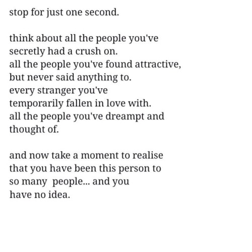secret crush quotes Tumblr
