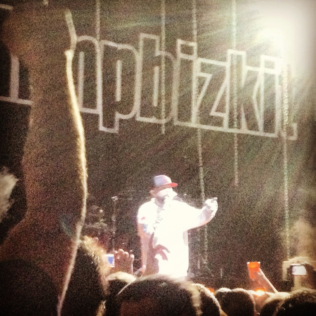 Had so much fun at the show the other night!!! Welcome back limp bizkit!!