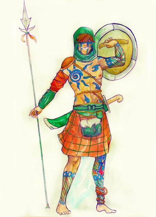 Mirror Master Evan McCulloch Rogues comics medieval