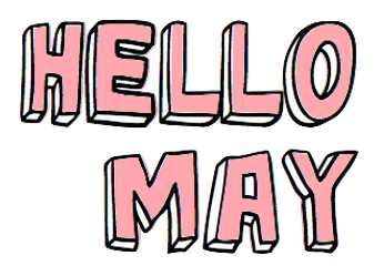 teasi:  l-ush:  welcome back, May.  best month hehe