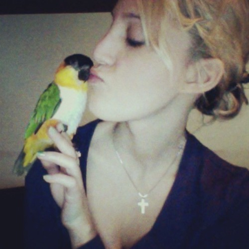 Miss my morty :( #rip #caique
