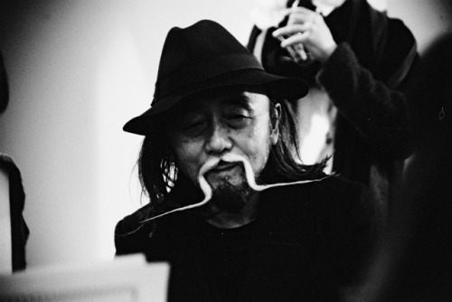 blackparadox:  Yohji Yamamoto FW13 Backstage via Some/Things