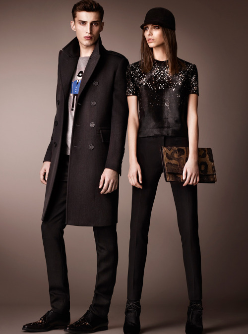 Burberry Prorsum - Pre-fall 2013 (vogue.com)