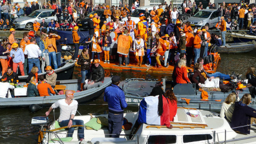 Koninginnedag Boat Parade #1 on Flickr.