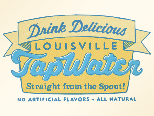 Drink Delicious Louisville Tap Water!